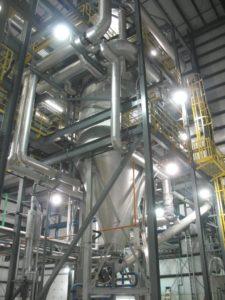 PMFreeGas filter at CVEC.