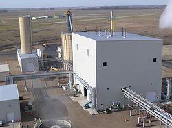 CVEC facility