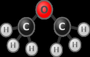 A DME molecule