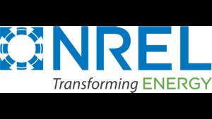 The logo of the National Renewable Energy Laboratory.