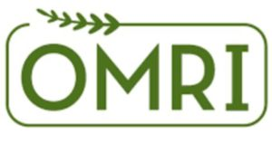 The logo of the Organic Materials Review Institute.